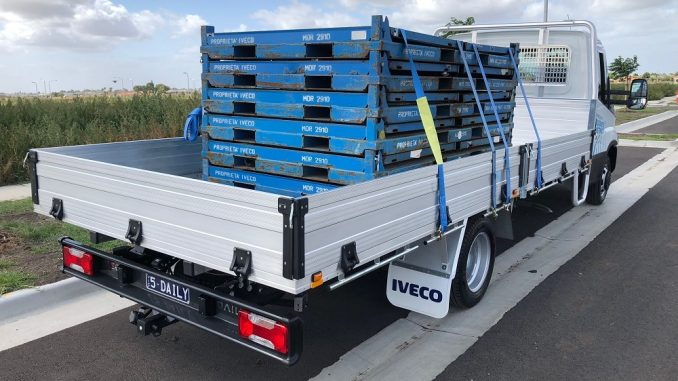 2018 iveco daily cab-chassis