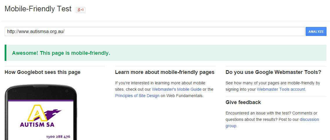 Google-MobileYES