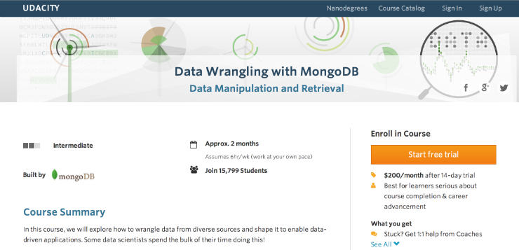 Data Wrangling Udacity