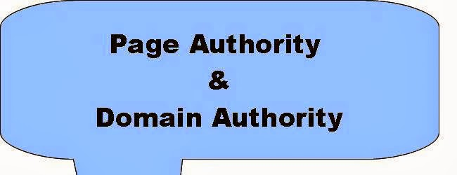 Page Authority & Domain Authority
