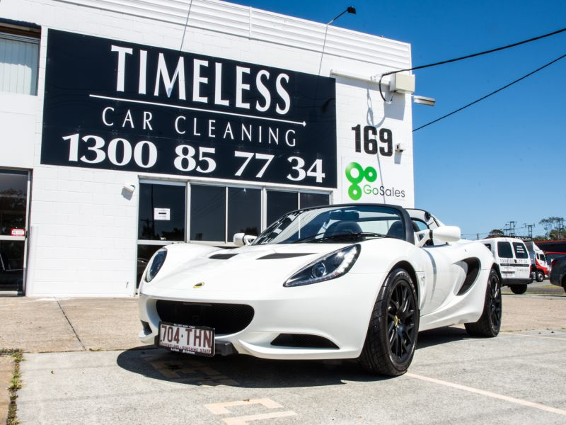 timeless car cleaning