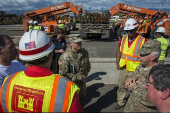 Army Corps of Engineers exceeding goals in Puerto Rico, says chief engineer