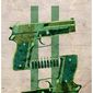 The Price of Guns Illustration by Greg Groesch/The Washington Times