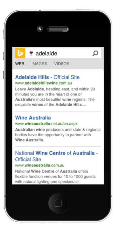 Bing Emoji Search
