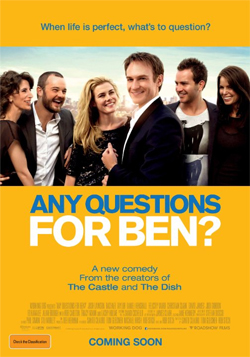 Sound of Movies - Any Questions for Ben?