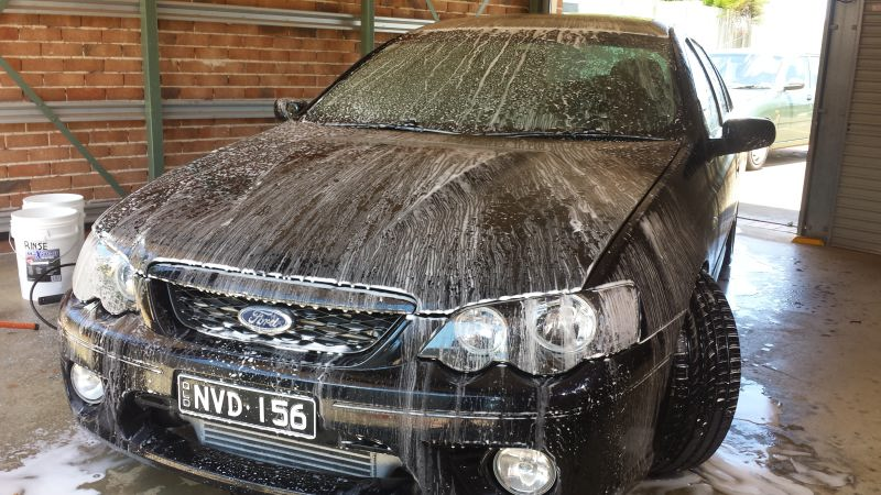 paint protection in Toowoomba