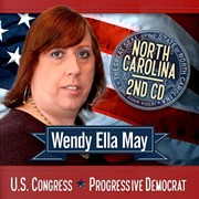 North Carolina Transgender Congressional Candidate Wendy May Officially Files for Federal Office