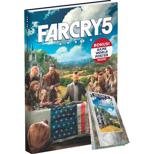 Prima Games - Far Cry 5: Official Collector's Edition Guide - Larger Front