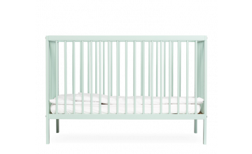 moKee Mini Cot | Dusty Aqua