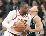 Cleveland Cavaliers vs San Antonio Spurs, January 23, 2018