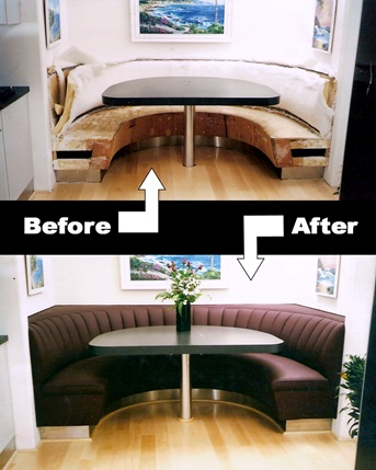 Email Furniture Reupholstery and Repair Work to Restoration