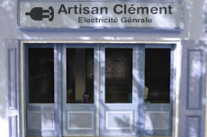 electricien paris