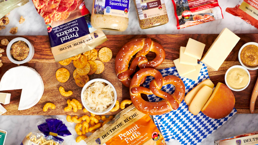 "German Week bei Aldi USA: ""The frozen spatzle is my favorite food on this earth!"""