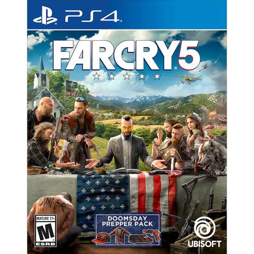 Far Cry 5 - PlayStation 4 - Larger Front