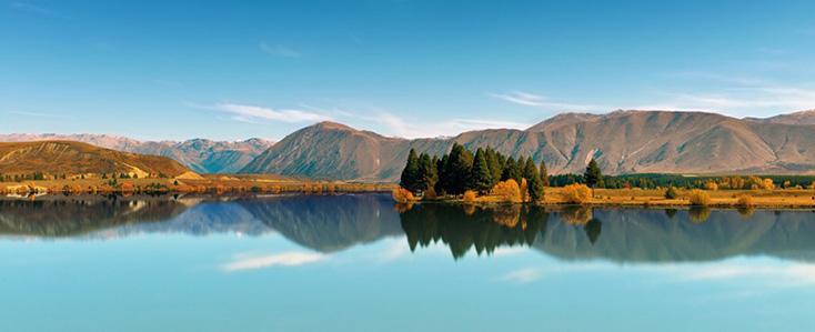 风景图片秋季唯美意境风光摄影