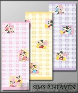 kid room Mickey Mouse Wallpaper03