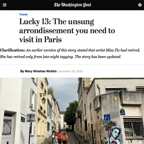 Lucky 13: The unsung arrondissement you need to visit in Paris