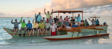Hosted Fly Fishing Trips