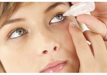 Augenprobleme im Winter: Das hilft