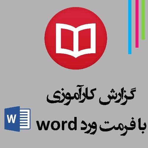 دانلود گزارش كارآموزي آماده رشته حسابداري در بانک ملی با فرمت word-ورد 98 صفحه