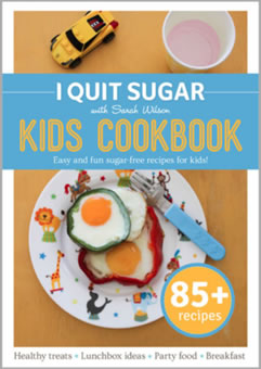 I Quit Sugar Kids Cookbook - DIGITAL