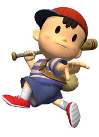 Ness is the main character of EarthBound.