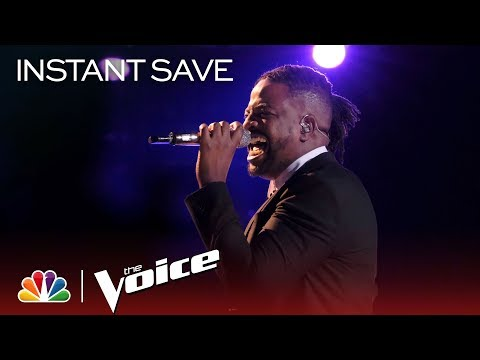 Cleveland singer D.R. King eliminated on 'The Voice'