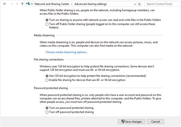 Windows-partage-réseau-avancées-paramètres