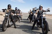 Cleveland art show puts women motorcyclists in the spotlight (photos)