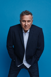 Paul Reiser, performing stand-up Saturday at Hard Rock Live, has been busy writing, acting and pondering a 'Mad About You' reboot