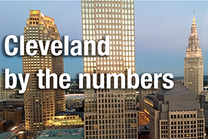 Cleveland by the numbers