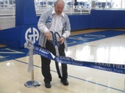 Gilmour Academy cuts ribbon on new baseball field; made possible with Figgie donation