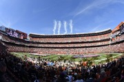 Cleveland leaders say there have been no talks with the Browns about a new stadium