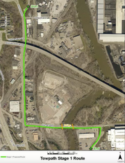 Towpath Trail finally nearing completion in Cleveland