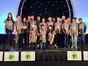 Solon middle schoolers capture state title in Science Olympiad
