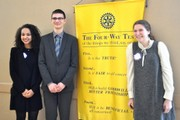 Lakewood/Rocky River Rotary honors speech, music, visual arts contest winners: West Shore Chatter