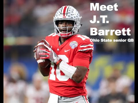 J.T. Barrett signing a three-year deal with the Saints: Report