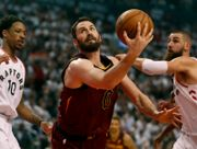 Cleveland Cavaliers Scribbles: Morning after Love blooms -- Terry Pluto (photos)