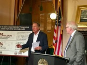 Gov. John Kasich proposes new opioid rules for chronic pain patients