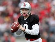 Joe Burrow, Dante Booker among nine Ohio State football players who will graduate Sunday