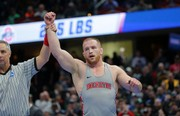 Donald Trump nominates Ohio State wrestler Kyle Snyder for President's Sports Council