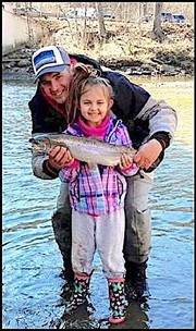 Fishing Report for March 23: Wet, warm weather a boost for river anglers
