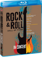 'Rock and Roll Hall of Fame: In Concert,' now on DVD and Blu-ray (review)