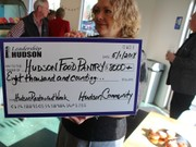 1st Hudson Restaurant Week exceeds goal, raises $8,000