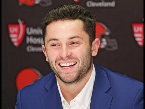 How should Cleveland Browns handle Baker Mayfield? – Terry Pluto (video)