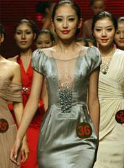 国际新时代惊艳造型助阵第六届亚洲超级模特大赛