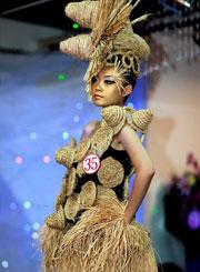 国际形象艺术大赛新时代参赛
