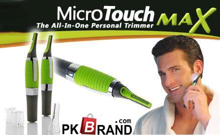 Micro Touch Max Trimmer Men shavers or men hair cutter (5)