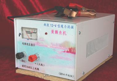 无伤活捉诱捕黄鼓鱼机器(黄鼓鱼,学名:黄颡鱼) 发明人:印保林 专利号:200620096204.0