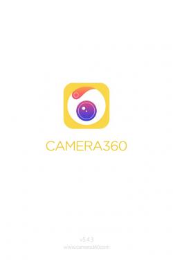 Camera360启动页